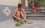 Sere Serpe Soğan Kesen Asyalı Hatun