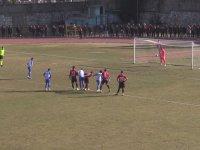 Uşakspor'un 3 Penaltı Birden Kurtarması (3.'yü Defansın Çıkarması)