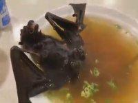 Çin Usulü Yarasa Çorbası