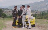 F1 Sürücülerinin Ralli İle Tanışması