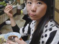 Göz Göze Gelinen Hüzünlü Kurbağanın Yarısını Yemek - Japon Lezzetleri