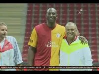 Kobe Bryant'ın Galatasaray Ziyareti (2011)