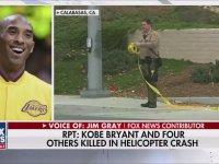 Kobe Bryant'ın Helikopter Kazasında Ölmesi