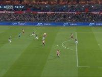 Oğuzhan Özyakup'un İlk Maçında Gol Atması