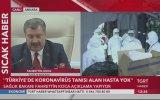 Türkiye'de Corona Virüsü Tanısı Alan Hasta Yok  Sağlık Bakanlığı