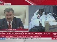 Türkiye'de Corona Virüsü Tanısı Alan Hasta Yok - Sağlık Bakanlığı