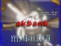 Akbank İnternet Bankacılığı Reklamı (2000)