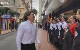 Baruthane Pilavcısı'nın Çektiği Anlamsız Tiktok Videosu