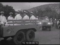 Eliat Destroyerinin Ölen Askerlerinin Cenazeleri (1967)