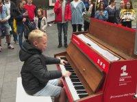 Küçük Sanatçı Resitali - Piano Dance Mix