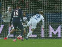 Lyon'lu Oyuncuların Salaklaştığı Gol (PSG - O. Lyon)