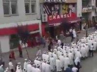 Rize'de Sarıklı Yürüyüş