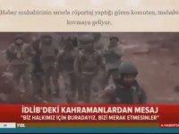 Röportaj İçin Askerleri Taciz Eden Muhabir