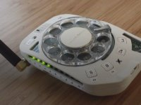Çevirmeli Cep Telefonu