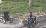 Engelli Gence Akülü Sandalye Sürprizi