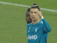 Ronaldo Bininci Maçında da Golünü Attı