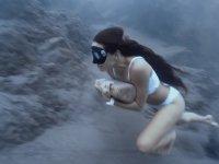Sofía'nın Denizaltı Dalış Koşusu