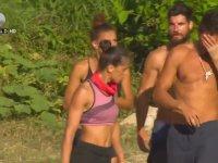 Survivor'da Yarışmacının Kafa Atarak Rakibinin Burnunu Kırması