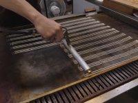 Tayvan'da Sanat Eseri Gibi Omlet Yapımı