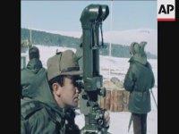 Türk Ordusunun Sovyet Sınırında Tatbikatı (1979)