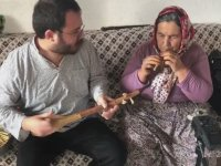Helime Özke & Emre Dayıoğlu - Zülüfleri Taramış