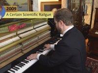 Piyano ile Çizgi Film Müzikleri (1928 - 2020)