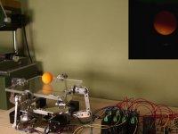 Ping Pong Topunu Kusursuz Kontrol Eden Robot