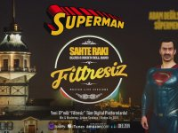 Sahte Rakı Blues Band - Süpermen (Peyk Cover)
