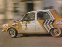 1974 Günaydın Rallisi Renault Reklamı