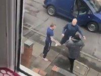 Araba Çaldığına Pişman Edilen Hırsız