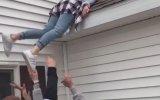 Çatıya Çıkma Deneyimi Kötü Biten Kız