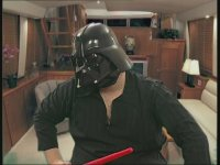 Darth Vader'ı Seslendiren Taner Akdağ - Dikkat Şahan Çıkabilir