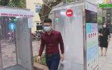 Vücut Dezenfeksiyon Odası Vietnam