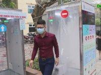 Vücut Dezenfeksiyon Odası (Vietnam)
