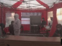 Güney Kore'de 7 Dakikada Corona Virüs Testi Yapılması
