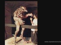 Predator'un İlk Taslak Tasarımı - Jean-Claude Van Damme'lı