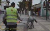 Bayburt Belediye Dezenfektan Çalışması