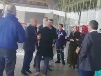 Manisa Otogarında Yaşlı Adama Bağıran Polis