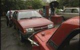 Sovyetler Birliği Benzin İstasyonu 1991