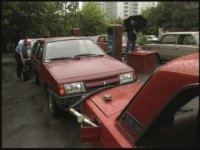 Sovyetler Birliği Benzin İstasyonu (19