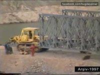 Vali Recep Yazıcıoğlu Köprüsü Yapım Aşaması