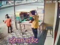 Yanlış Kişiyi Döven Polis