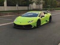 Atılanı Getiren Lamborghini