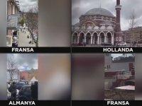 Avrupa'nın Dört Bir Yanından Ezan Seslerinin Yükselmesi
