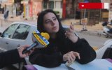 Buradan Çinlilere Ne Söylemek İstersin  Sarı Mikrofon