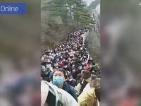 Corona Virüsü Çabuk Unutan Çinliler