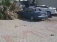 Hatay'daki Feci Kaza Sonrası İlk Görüntüler