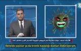 Irak Televizyonunun Korona Virüs ile Röportaj Yapması