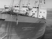 İstanbul Boğazı Gemi Kazası (1963)