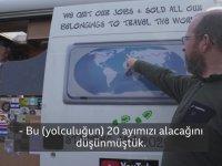 Karantinadan Dolayı İstanbul'da Kalan İngiliz Çift
